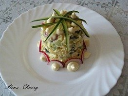 Салат от Насти