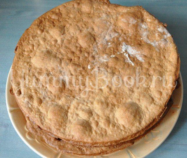 Торт Медовик - шаг 7