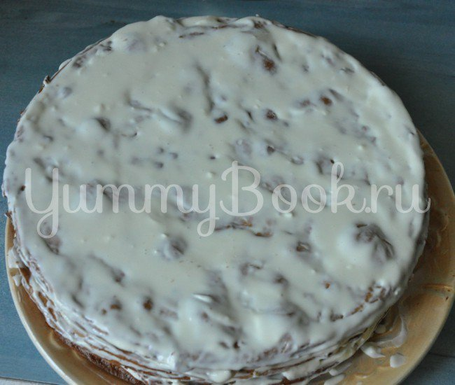 Торт Медовик - шаг 11