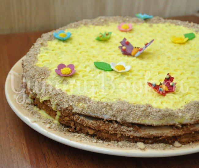 Торт Медовик - шаг 15