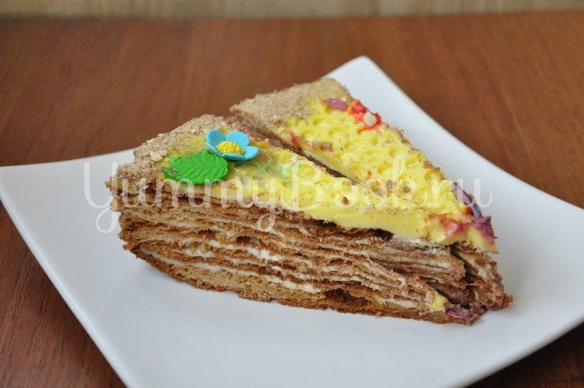 Торт Медовик - шаг 16
