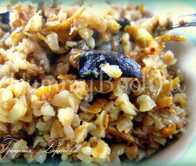 Каша гречневая с грибами - шаг 4