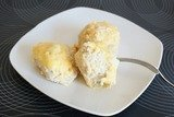 Куриные шарики в сырно-сливочном соусе (в мультиварке)