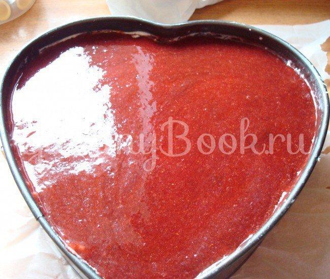 Миндальный торт с клубникой (без выпечки и муки) - шаг 1