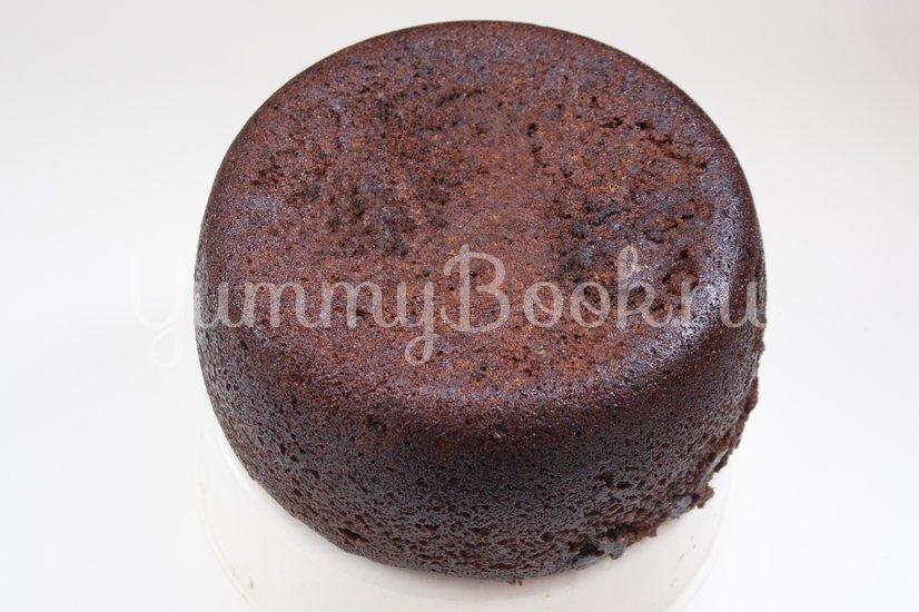 """Торт """"Шоколад на кипятке"""" в мультиварке - шаг 8"""