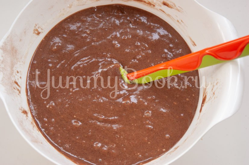 """Торт """"Шоколад на кипятке"""" в мультиварке - шаг 4"""