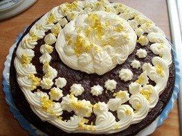 """Crazy cake"" (Сумасшедший пирог)"