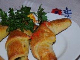 Картофельные рогалики