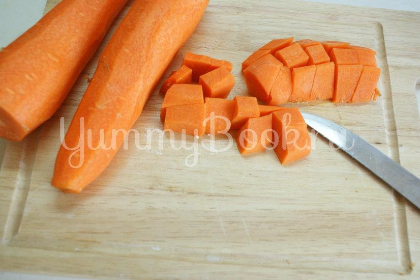 Морковный суп-пюре со сливками - шаг 2