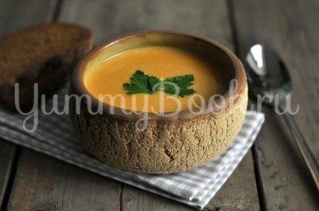 Морковный суп-пюре со сливками - шаг 7