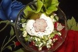 Весенний салат с вариациями
