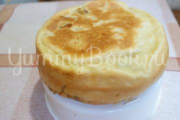 Пирог с капустой и грибами в мультиварке - шаг 13