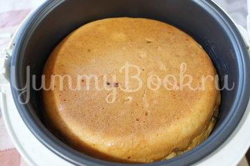 Пирог с капустой и грибами в мультиварке - шаг 12