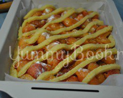 Абрикосовый пирог - шаг 9
