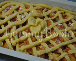 Абрикосовый пирог - шаг 10
