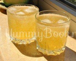 Имбирный лимонад с медом - шаг 5