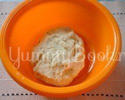 Дрожжевой пирог с фруктами и ягодами - шаг 4