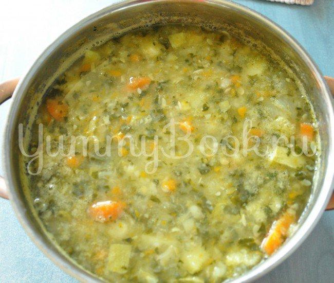 Овощной суп-пюре - шаг 5