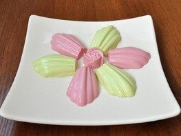 Творожное суфле с желатином