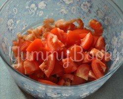 Легкий салат с лимонной заправкой - шаг 2
