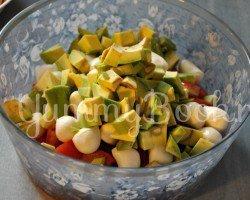 Легкий салат с лимонной заправкой - шаг 4