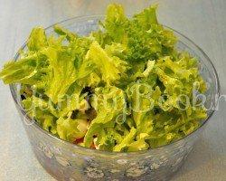 Легкий салат с лимонной заправкой - шаг 6