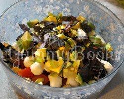 Легкий салат с лимонной заправкой - шаг 5