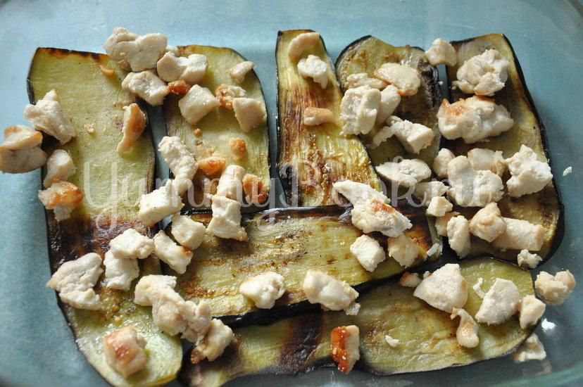 Овощная запеканка с баклажанами - шаг 6