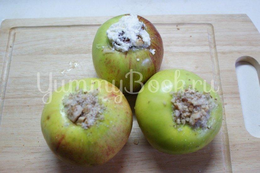 Печеные яблоки в мультиварке - шаг 2