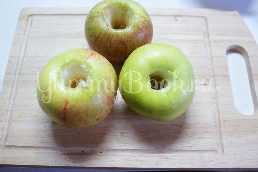 Печеные яблоки в мультиварке - шаг 1