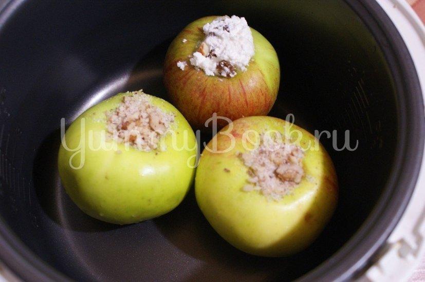 Печеные яблоки в мультиварке - шаг 3