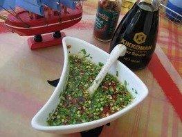 Укус дракона (китайский соус)