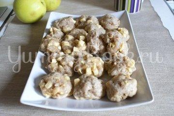 Яблочное печенье - шаг 5