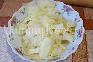 Яблочный пирог Цветаевский в мультиварке - шаг 4
