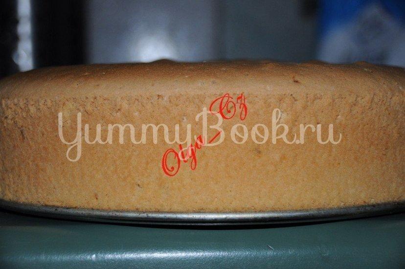 Ананасово-кокосовый торт - шаг 1