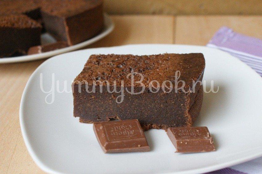 Пирожное-торт Брауни в мультиварке