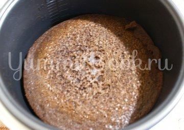 Пирожное-торт Брауни в мультиварке - шаг 6