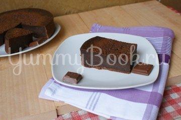 Пирожное-торт Брауни в мультиварке - шаг 7