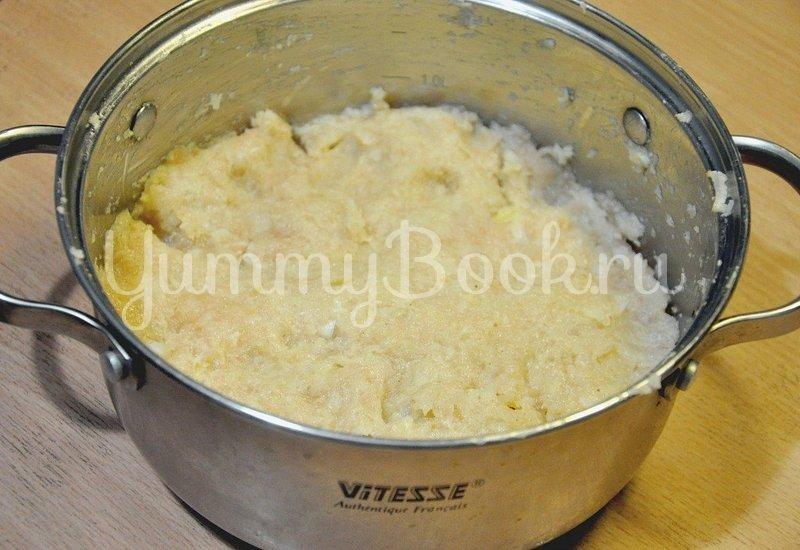 Куриные тефтельки под сырным соусом - шаг 3