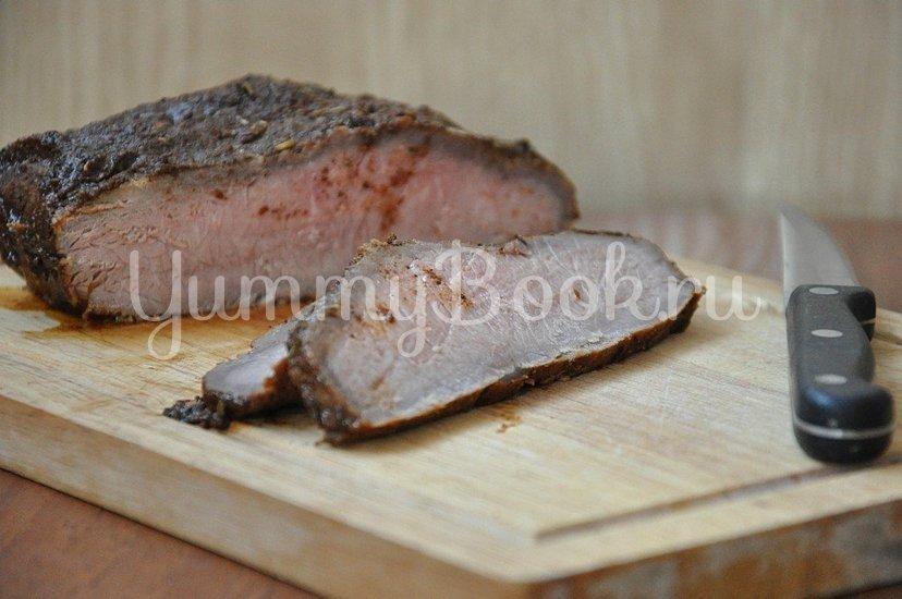 Пастрома из говядины - шаг 7