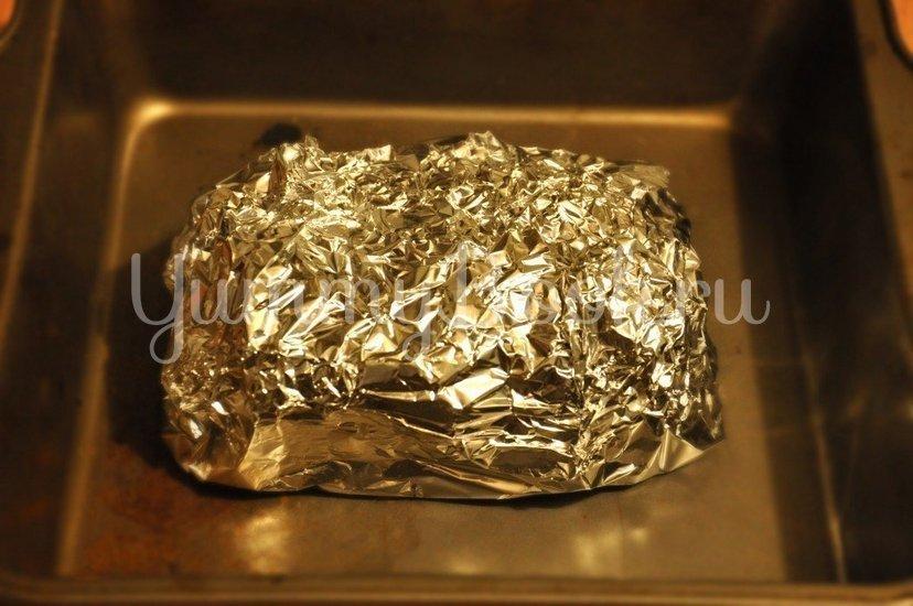 Пастрома из говядины - шаг 6
