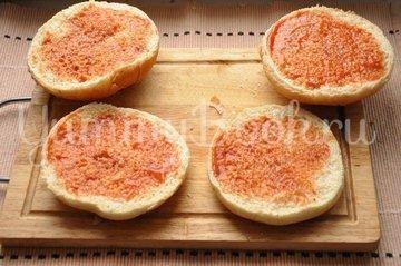 Бургер - шаг 6