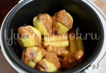Фаршированный картофель (в мультиварке) - шаг 5