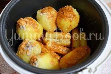 Фаршированный картофель (в мультиварке) - шаг 6