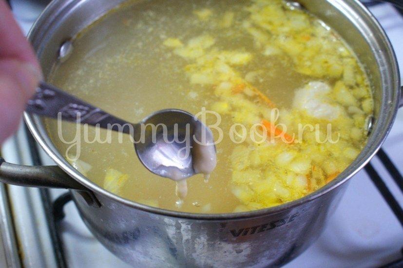 Суп с клецками - шаг 7