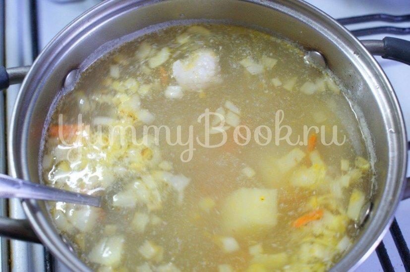 Суп с клецками - шаг 4