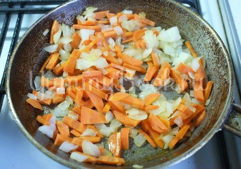 Суп с клецками - шаг 2