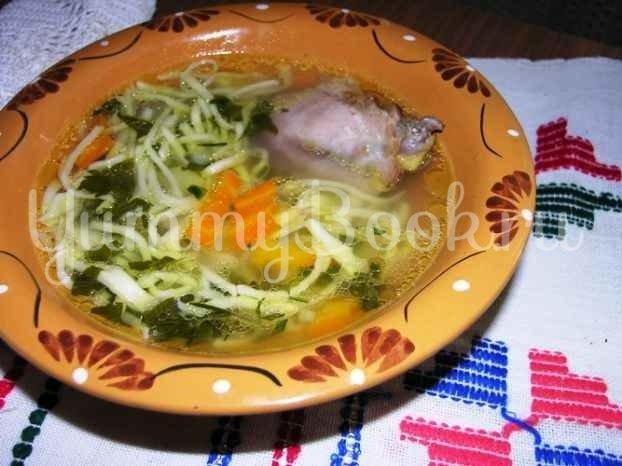 Зама (культовый молдавский суп)