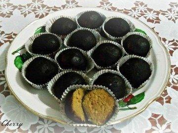 Настоящее пирожное «Картошка»