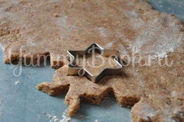 """Рождественское печенье """"Коричные звезды"""" (Zimtsterne) - шаг 12"""